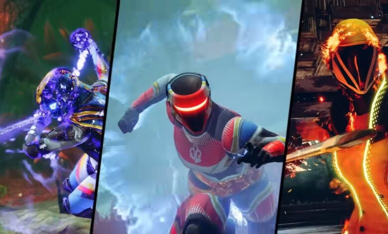 Destiny 2: reinicio semanal el 27 de abril - The Guardian Games pasa a la ronda 2
