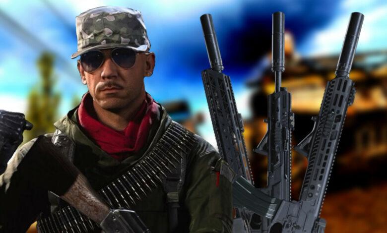 CoD Warzone: Los 20 rifles de asalto de la temporada 3 en el ranking: uno gana claramente