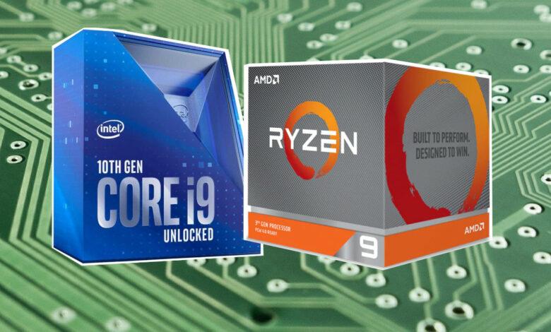 AMD domina Intel con sus procesadores en Amazon, a pesar del descuento