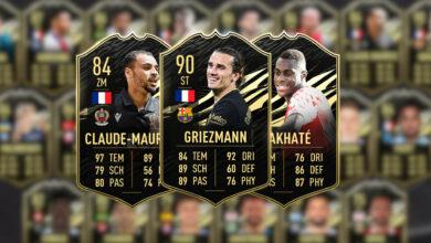 FIFA 21: TOTW 31 trae 3 emocionantes cartas para equipos económicos