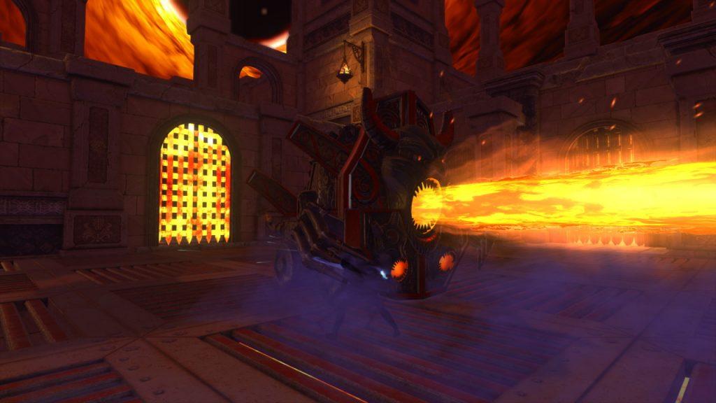 Neverwinter Hellfire Machine
