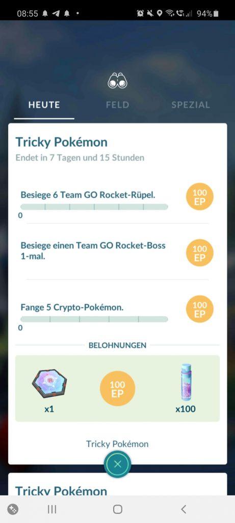 Pokemon GO del día de los inocentes