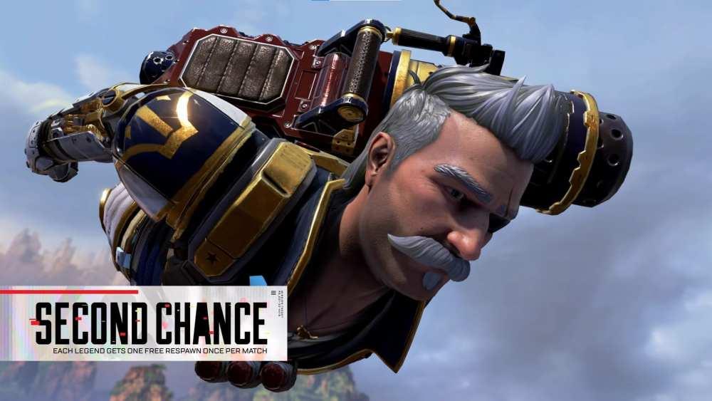 Segunda oportunidad de Apex Legends War Games