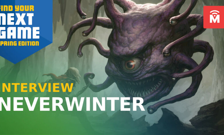 """Así es como se diseñan los jefes en el MMORPG Neverwinter: """"Todo se corta, incluso si suena demasiado loco"""""""
