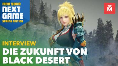 Black Desert habla sobre el futuro y por qué Europa es importante para el MMORPG