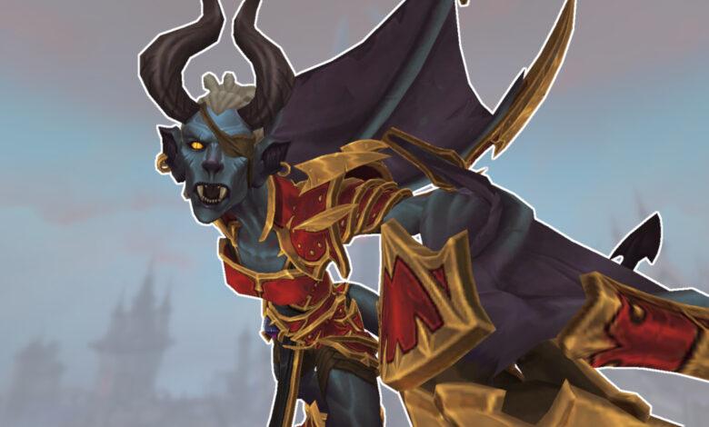 Blizzard nerfea la mazmorra más dura de WoW Shadowlands por cuarta vez