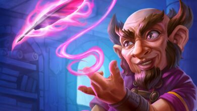 Blizzard quiere construir cartas molestas para Hearthstone, exagera y crea tiranos malvados