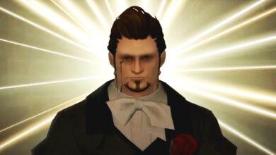 Cómo los jugadores idolatran a un velociraptor inmortal en Final Fantasy XIV