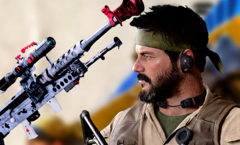CoD Cold War & Warzone trae un nuevo y feroz rifle de francotirador, así que lo obtienes