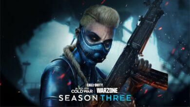 CoD Cold War: gran actualización para la temporada 3 próxima: aquí están las notas del parche