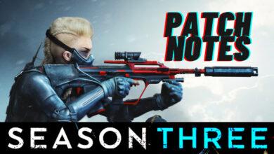 CoD Warzone: Actualización para la temporada 3 - Notas del parche con todos los nerfs de armas
