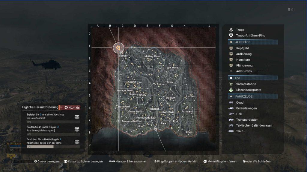 zona de guerra de bacalao verdansk 84 - mapa general