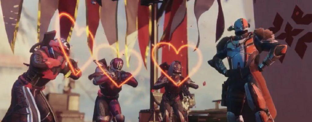 Título de amor de Shaxx Destiny