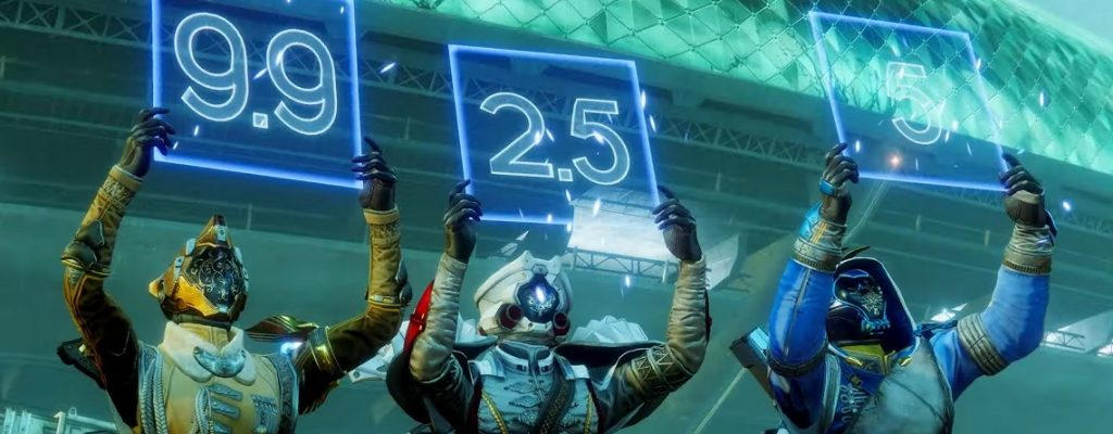 Título de Destiny 2 Guardian Games