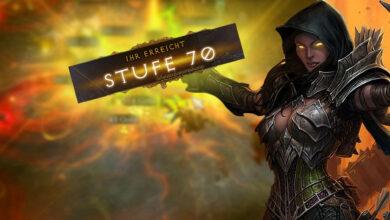 Diablo 3: Guía de niveles de la temporada 23: rápidamente al nivel máximo