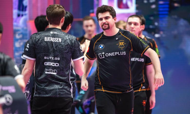 El equipo de LoL más grande de Europa podría disolverse después de una mala temporada