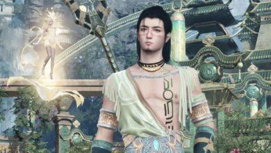 El hermoso MMORPG Swords of Legends se lanzará en Steam en 2021