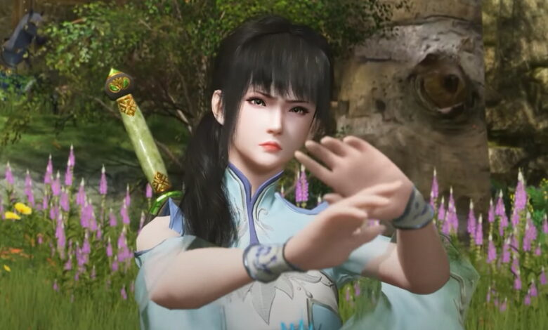 El nuevo MMORPG Swords of Legends se ve simplemente fantástico