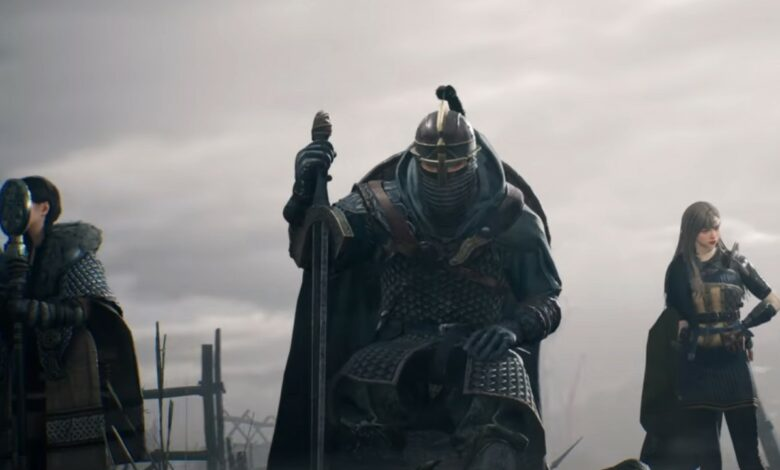 El nuevo Viking MMORPG Odin muestra las 4 clases y lo que pueden hacer en el tráiler