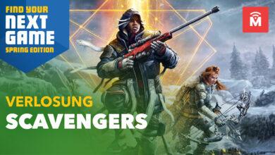 El nuevo shooter Scavengers comienza mañana en Steam: obtén una clave aquí