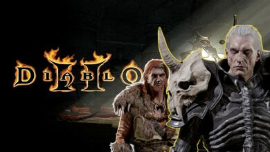 En Diablo 2 Resurrected, los jugadores usaron mods antiguos para desbloquear clases ocultas
