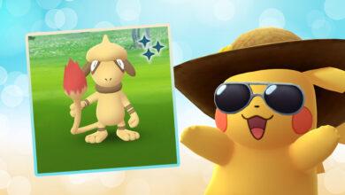 En Pokémon GO ahora tienes 60 posibilidades de Shiny Colour Eagle: úsalas