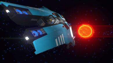 Estaba jugando un nuevo MMO espacial y Star Citizen debería estar asustado