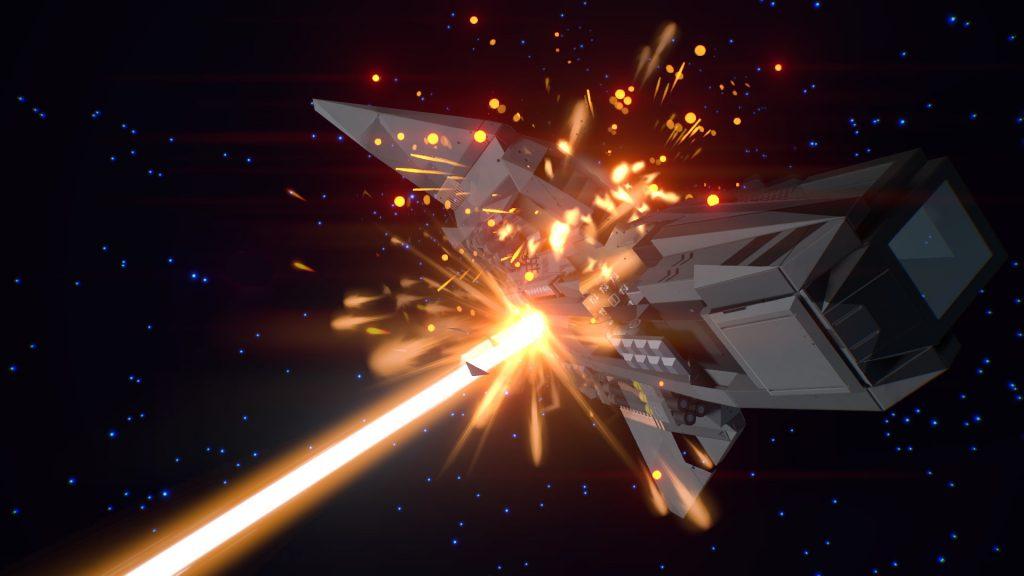 Explosión de Starship EVO