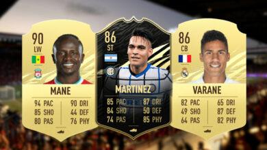 FIFA 21: 7 metajugadores asequibles para tener más éxito en la Weekend League