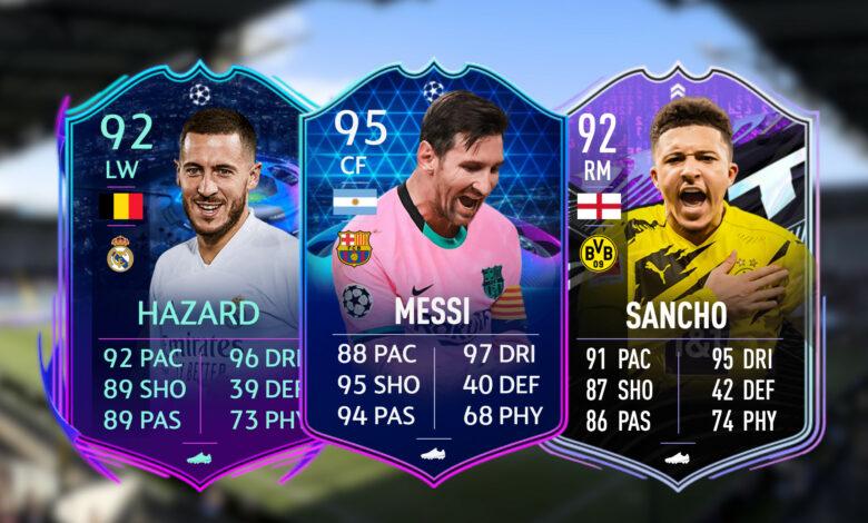 FIFA 21: FUT Player Days vuelve a poner en juego fuertes cartas especiales
