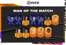 FIFA 21: MOTM: las nuevas cartas de Hombre del partido del 17 de abril están disponibles