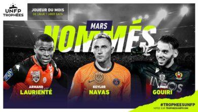 FIFA 21: Nominaciones POTM de marzo de la Ligue 1