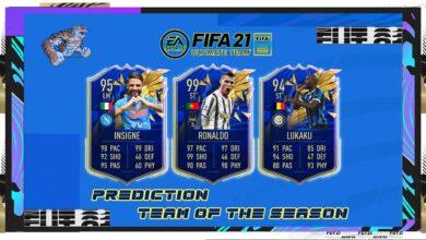 FIFA 21: Predicción TOTS Serie A con CR7, Lorenzo Insigne y Romelu Lukaku