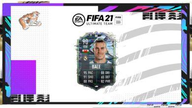 FIFA 21: SBC Gareth Bale Flashback - Requisitos y soluciones