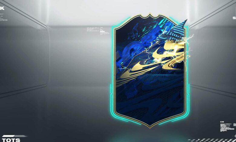 FIFA 21: TOTS - Votación del equipo de la temporada de la comunidad