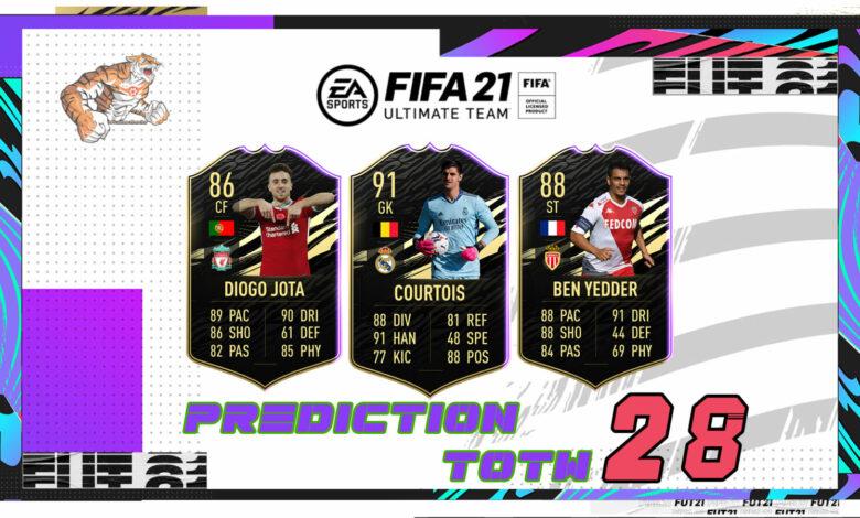 FIFA 21: TOTW 28 - Predicción del nuevo equipo de la semana