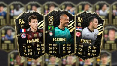 FIFA 21: TOTW 28 ya está disponible, con cartas fuertes para Insigne y Kostic