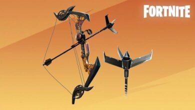 Fortnite: Entonces obtienes el nuevo arco exótico de la temporada 6