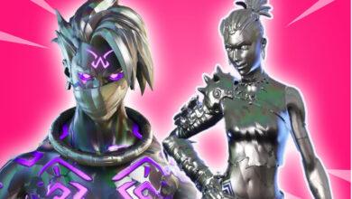 Fortnite: Entonces obtienes las máscaras geniales y raras de la temporada 6