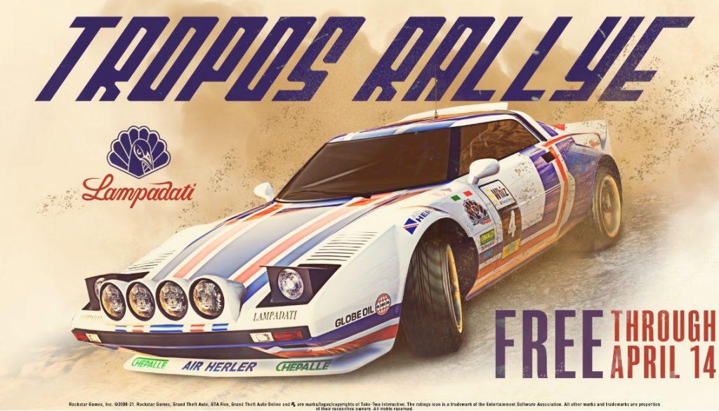 Tropos Rally GTA 5