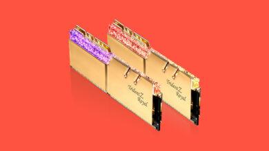 Golden RAM cuesta casi tanto como una tarjeta gráfica, pero incluso está disponible