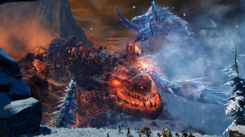 Guild Wars 2 Dragons Fight Primordus Jormag