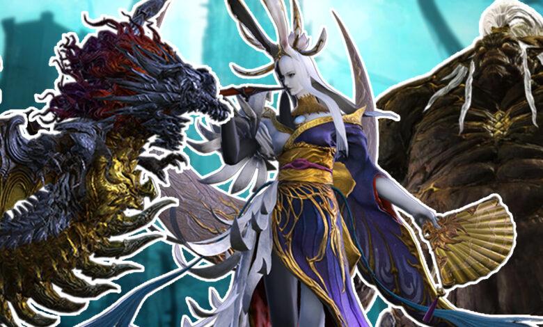 Haz un ranking con nosotros: ¿Qué Prima de Final Fantasy XIV es el mejor?