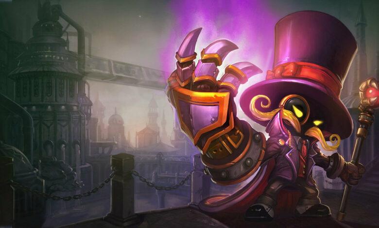 LoL: Spieler sammelt 25.000 Stacks auf Veigar, killt den Baron mit einem Schuss