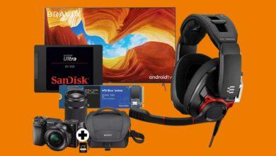Los mejores auriculares para juegos al mejor precio, SSD reducidos y más en Saturn