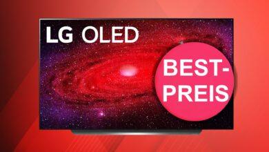 MediaMarkt: LG OLED TV CX9 en 55 pulgadas al precio más bajo hasta ahora