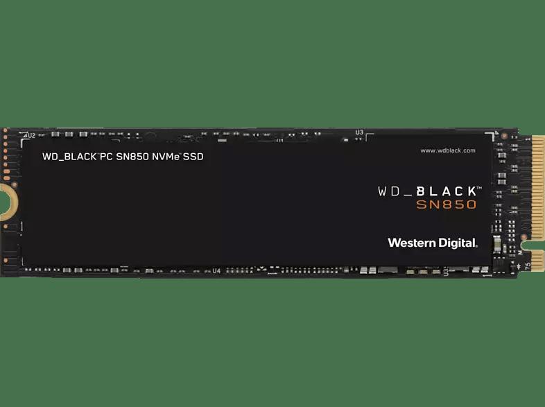 WD Black SN850 (1 TB) por 159 euros