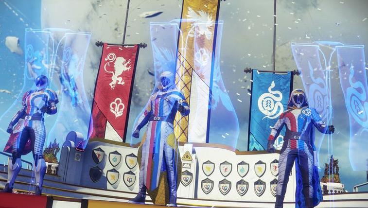Nein, Destiny 2 hat den Sieger der Hüter-Spiele nicht schon heimlich bestimmt