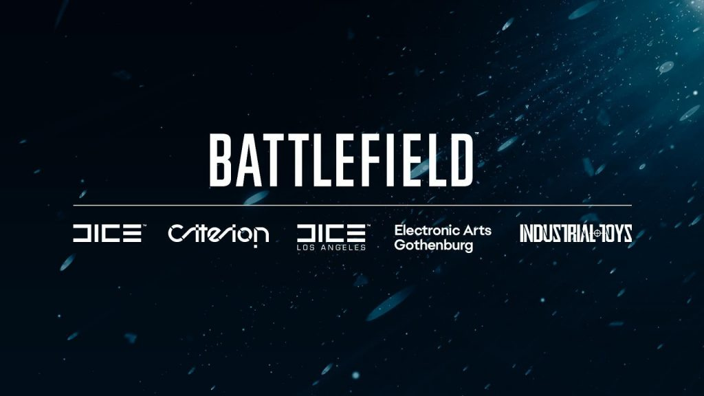 Logotipo de Battlefield Mobile