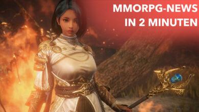Nunca ha habido tantos MMORPG nuevos como esta semana